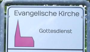 Ev-Gottesdienste